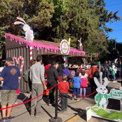 En Bariloche, durante la Semana Santa, se realizó una nueva edición de la Fiesta Nacional del Chocolate.