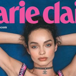 Un nuevo número de Marie Claire.