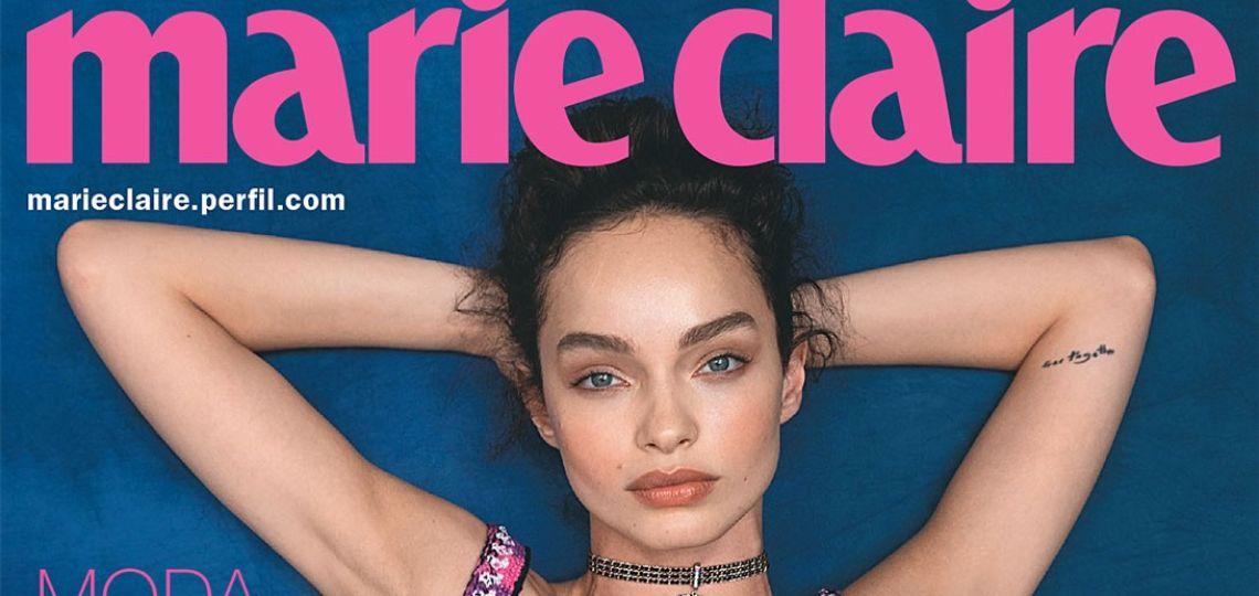 Especial Belleza: ya salió Marie Claire abril