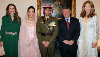 Hamzah bin Hussein, antiguo príncipe heredero de Jordania, fue acusado de participar en una conspiración contra su hermanastro, el rey Abdallah II.