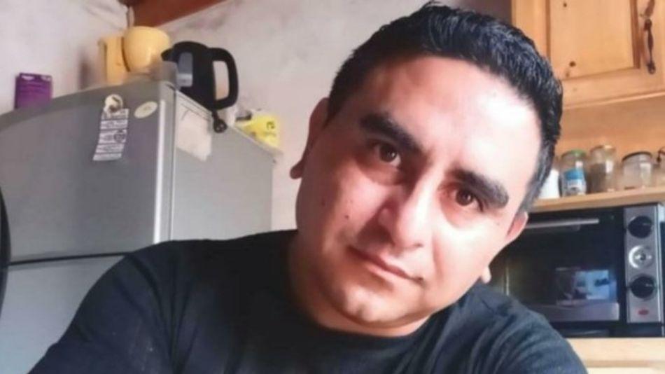 Gabriel Quiroga (41), subteniente de la Policía Bonaerense asesinado en Moreno.
