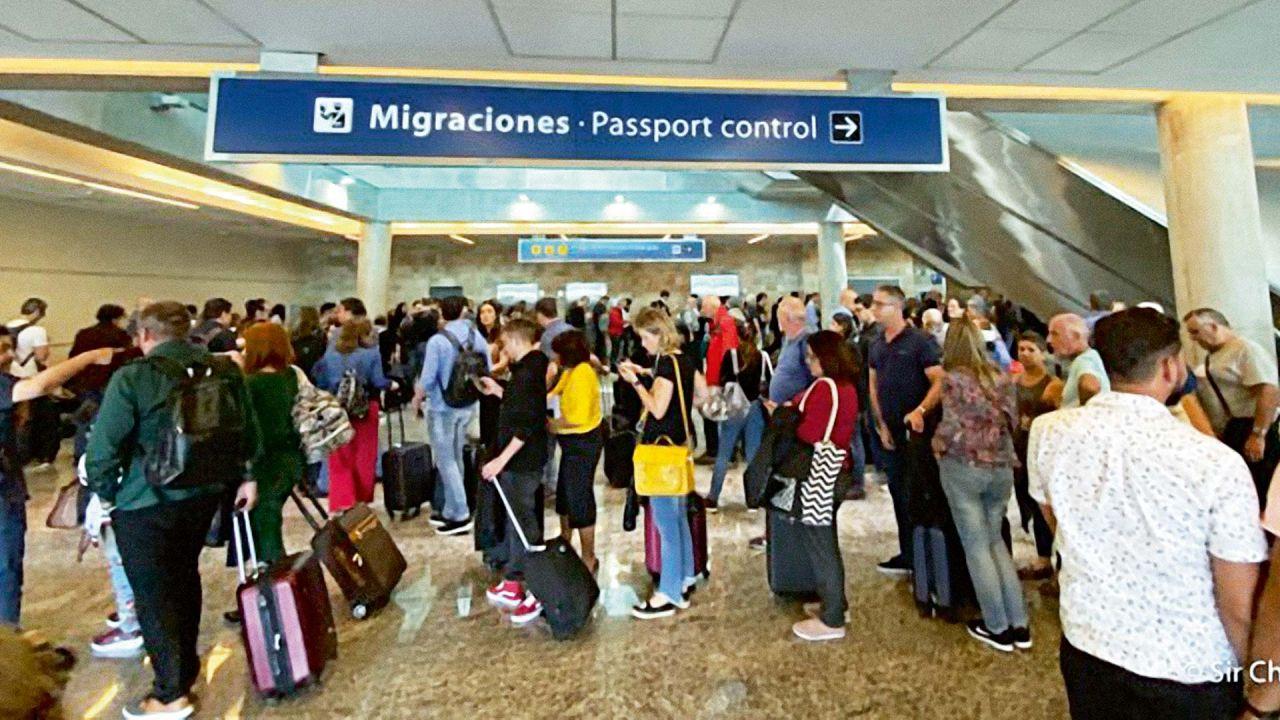 Migraciones | Foto:cedoc