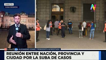Nuevas restricciones desde Casa Rosada