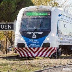 El servicio entre Cipolletti y Neuquén está interrumpido hasta nuevo aviso.
