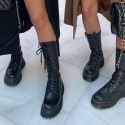 Combat Boots, los borcegos que van.