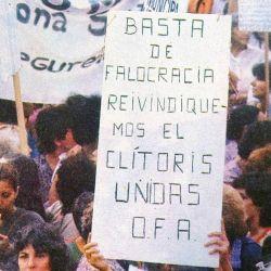 Organización Feminista Argentina (OFA) | Foto:Cedoc