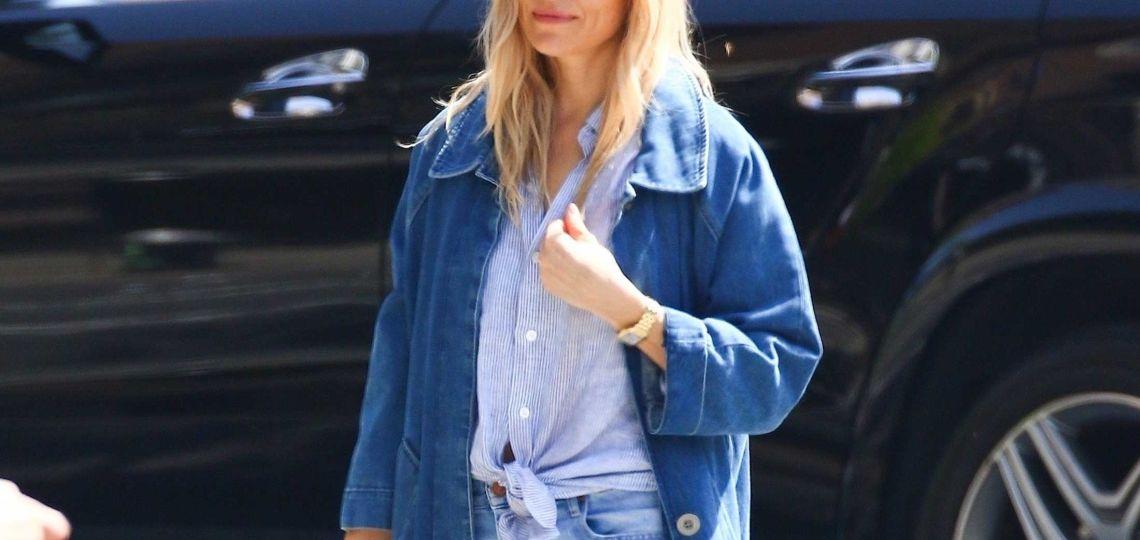 Jeans: Creá un look total denim con todo el estilo