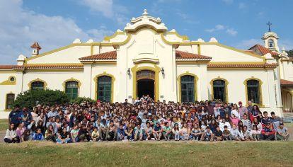 El Colegio Salesiano del Valle tiene unos 290 alumnos.