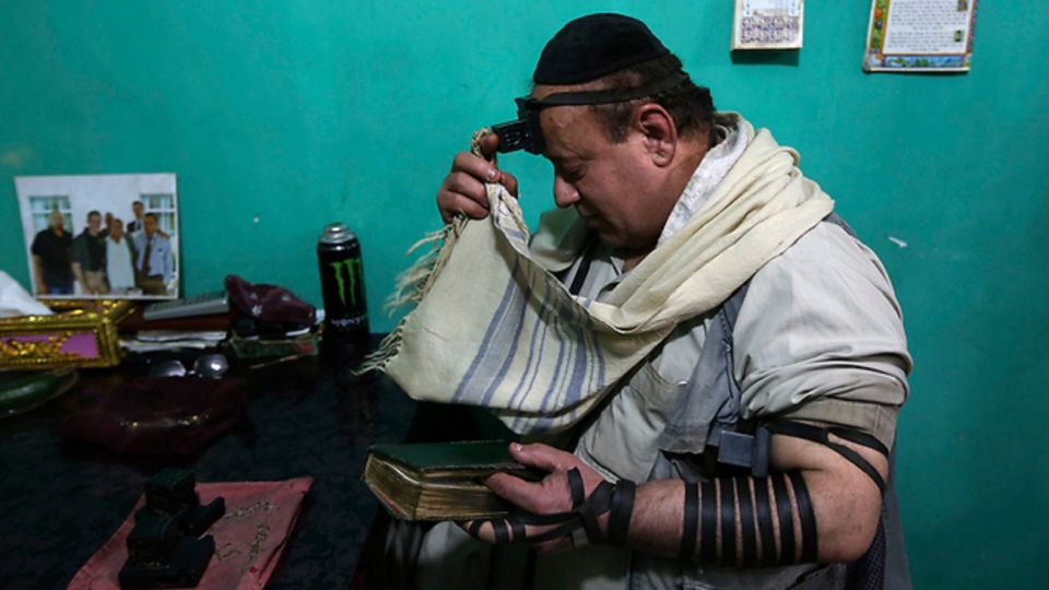 judio afganistan Zabulon Simantov