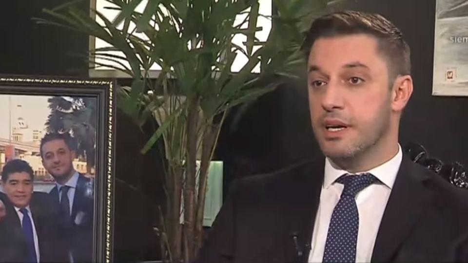 Matias Morla Entrevista América
