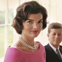 Una de sus fotos más recordadas, junto a JFK y para la portada de Time.