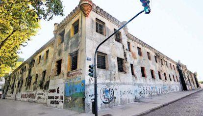 La ex cárcel de Caseros será un nuevo Espacio para la Memoria.