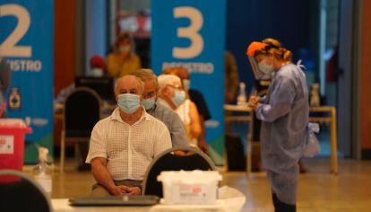 Hasta este 7 de abril, en la provincia de Córdoba se colocaron en total 404.179 dosis de vacunas para Covid-19 y 50.650 personas completaron el esquema de inmunización.