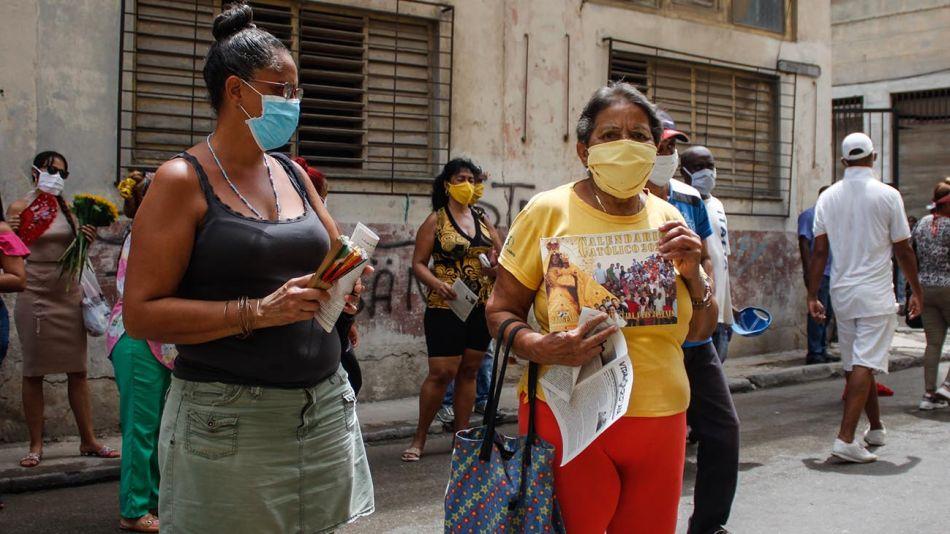 Coronavirus en Cuba 20210407