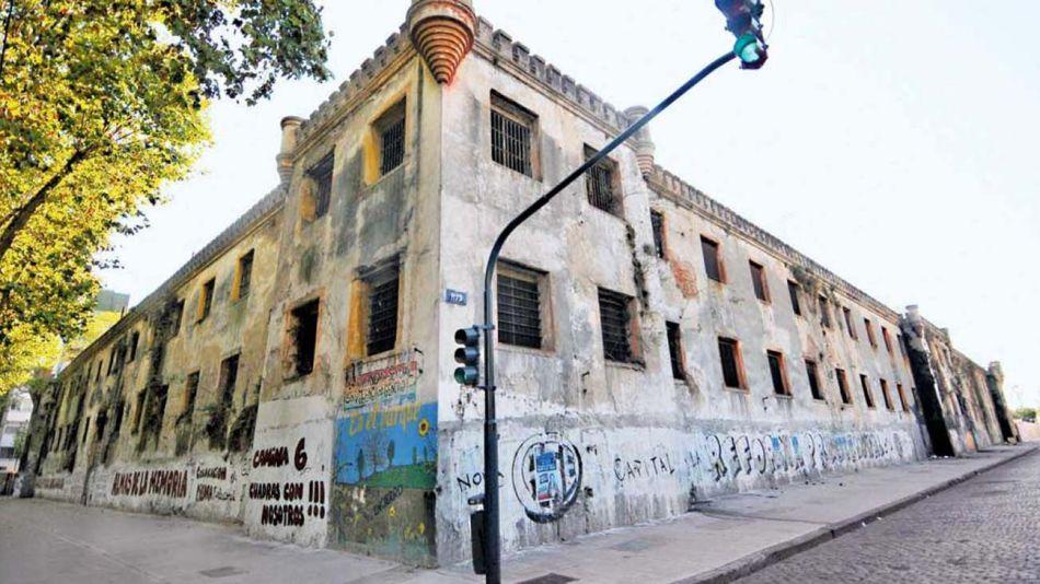 La ex cárcel de Caseros-20210407