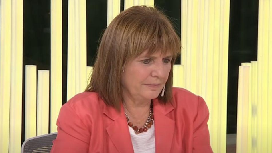 Patricia Bullrich Cierres Covid-19