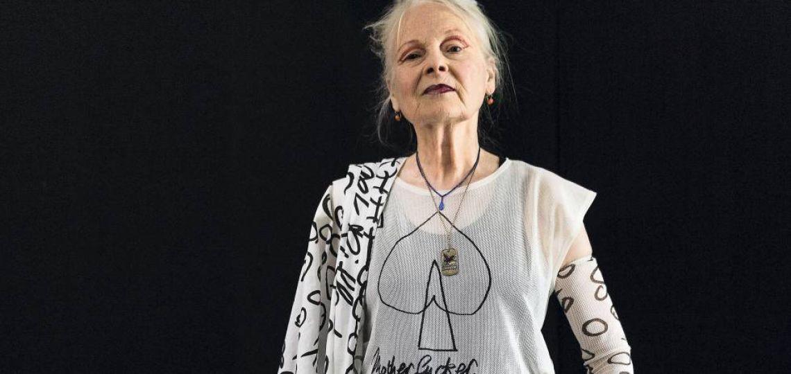 Vivienne Westwood: la dama del punk cumple 80 años