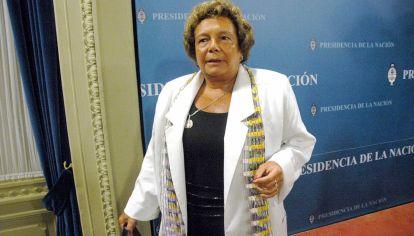 Stella Maris Martínez, defensora general de la Nación