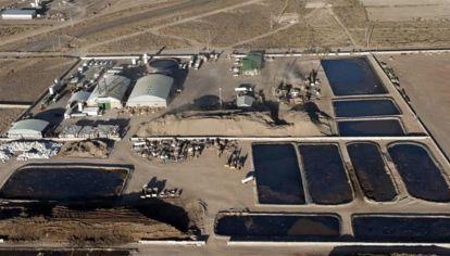 Denuncia por los basureros petroleros de Vaca Muerta