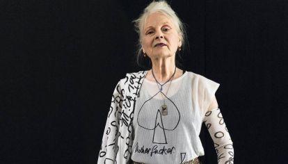 Vivianne Westwood y una (intensa) vida dedicada a la contracultura.