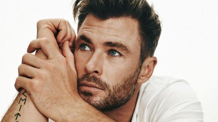 """Chris Hemsworth asegura que por su físico no lo ven como """"actor serio"""""""