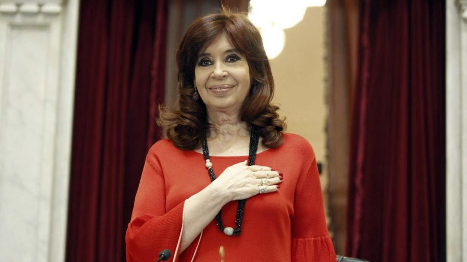 Cristina Kirchner 20210408