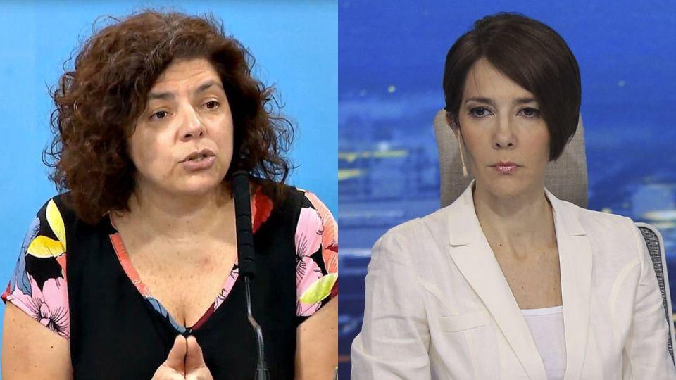 Carla Vizzotti y Cristina Pérez 20210408