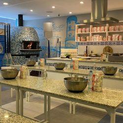 Restaurante Nuvola y Scuola Pizzaioli son fieles representantes de la pizza tradicional italiana.
