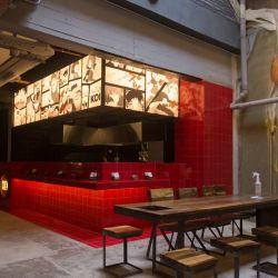 Mercat es un multiespacio gourmet ubicado en pleno corazón de Villa Crespo.