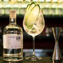 El gin tonic se impone en las barras de los bares del mundo.  | Foto:Buenos Aires Gin