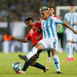 Racing vs Independiente