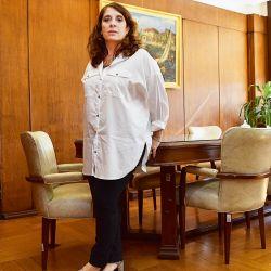 Sonia Tarragona forma parte de la gestión de Carla Vizzotti | Foto:Pablo Cuareterolo