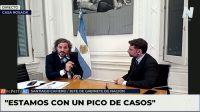 Santiago Cafiero en RePerfiAr