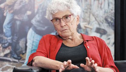 Elizabeth Jelin.