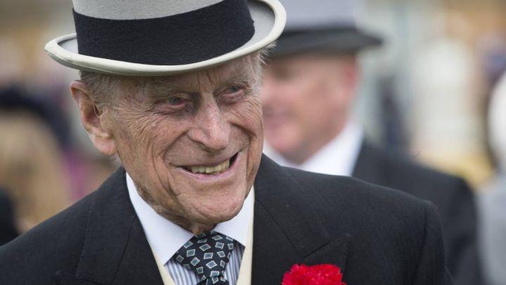 Falleció el príncipe Felipe, el esposo de la Reina Isabel II
