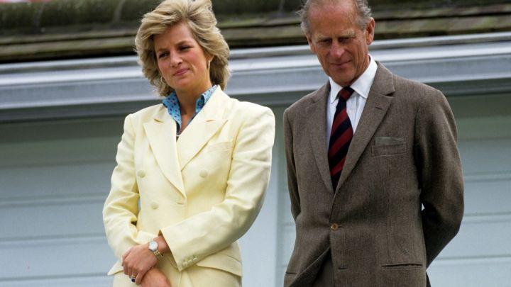 Murió Felipe de Edimburgo: Detalles de su buena relación y las cartas secretas que intercambiaba con Lady Di