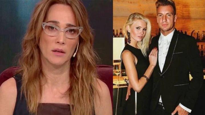 """Vero Lozano, lapidaria con Maxi López: """"¡Es un pelotudo y un…!"""""""