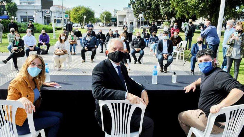 presentación de la ley en Carmen de Patagones 20210409