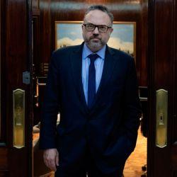 Productive Development Minister, Matías Kulfas.