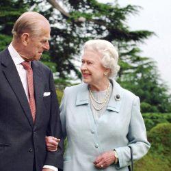 Philip and Queen Elizabeth.