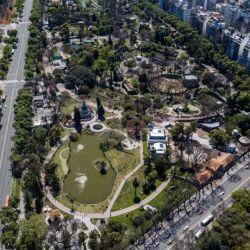 Ecoparque, Buenos Aires City, Argentina.