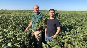 """Los Grobo lanzan una plataforma con la que apuesta digitalizar la gestión agropecuaria: """"Exportar alimentos es una bendición"""""""
