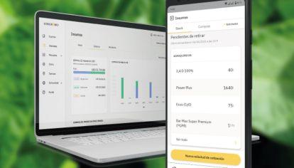 Los Grobo lanzan una plataforma con la que apuesta digitalizar la gestión agropecuaria: