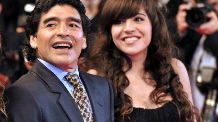 Gianinna Maradona detalló cómo fueron sus últimos días junto a Diego