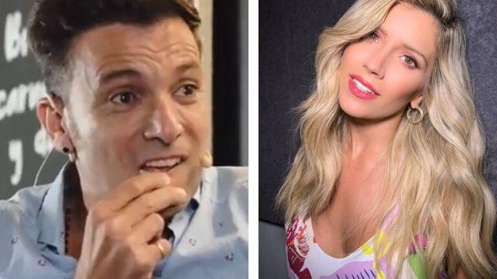Laurita Fernández respondió a Martin Bossi después que contara la anécdota con Hoppe