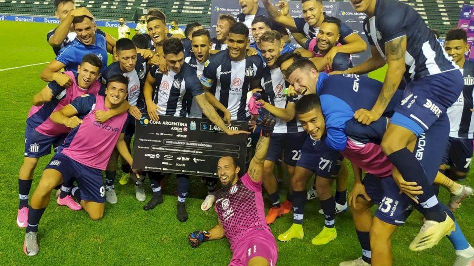 Talleres Copa Sudamericana