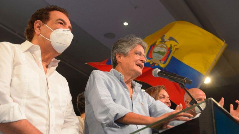 Elecciones en Ecuador: Guillermo Lasso venció a Andrés Arauz y es el nuevo  presidente electo | Perfil