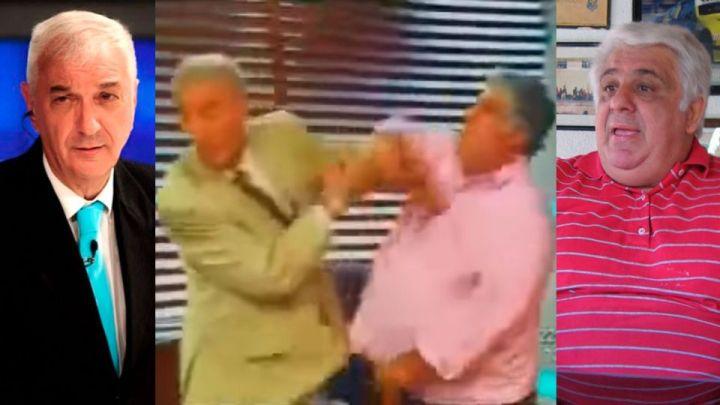Revelan un dato desconocido de la pelea de Mauro Viale y Alberto Samid