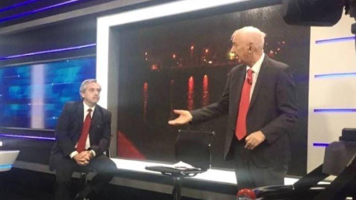 Murió Mauro Viale: Alberto Fernández le dedicó un emotivo mensaje