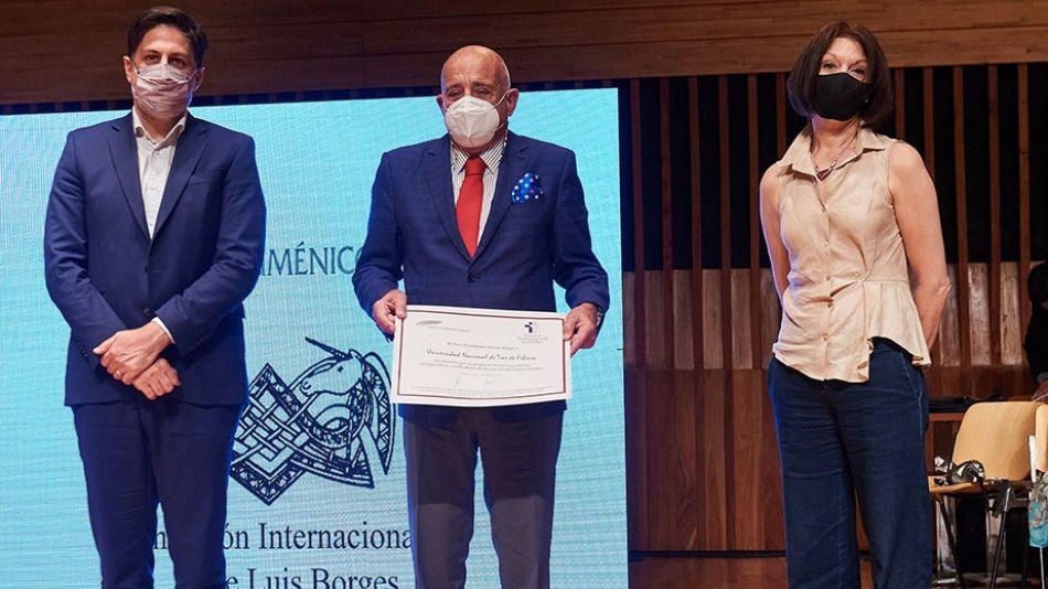 La Untref recibió el Premio al emprendedor solidario 2021